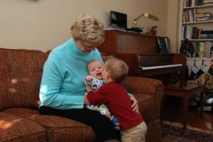 Grandma, Ivan, Micah-2
