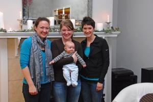 Ivan and his aunts