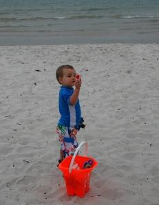 Micah, beach-2