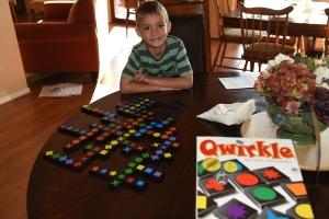 Ethan, Qwirkle copy