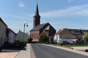 Landscheid church copy