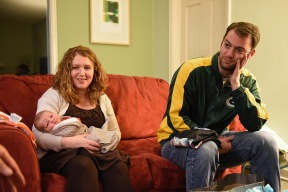 Gerrit, Lauren, Abraham