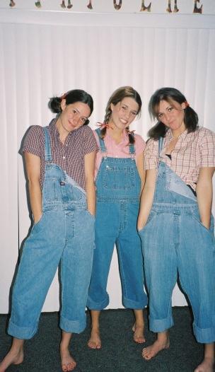 Farmer girls