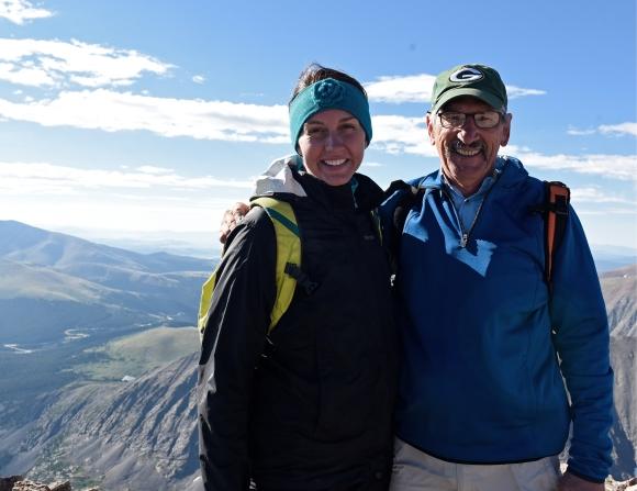 Meredith, John summit-3