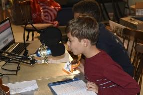 Ethan, Matthew broadcasting