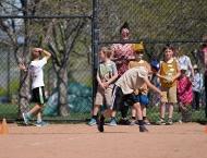 36-softball throw
