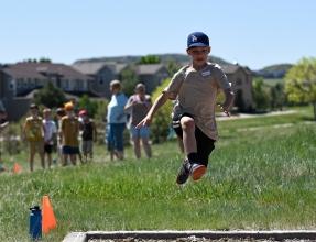 43f-long jump
